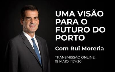 """Rui Moreira partilha """"Uma visão para o futuro do Porto"""" com o mercado imobiliário"""